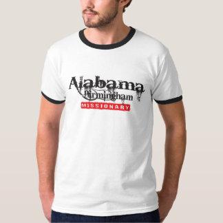 Alabama Birmingham Missionary Tshirt