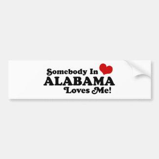 Alabama Bumper Sticker
