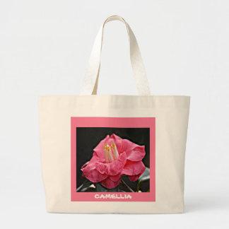 Alabama Camellia Large Tote Bag