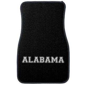 Alabama Car Mat