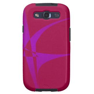 Alabama Crimson Simple Abstract Minimalism Samsung Galaxy SIII Covers
