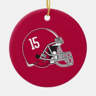 Alabama Crimson Tide Football Helmet Christmas Ornament