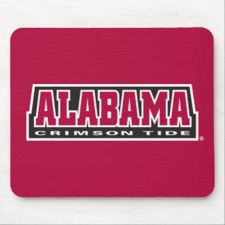 Alabama Crimson Tide Mark Mouse Pad