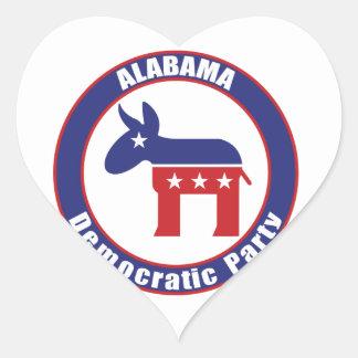 Alabama Democratic Party Stickers