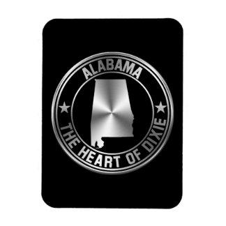 Alabama Emblem Rectangular Photo Magnet