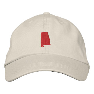 Alabama Embroidered Hat