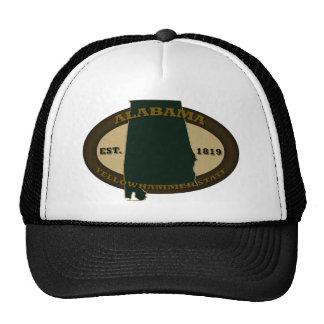 Alabama Est. 1819 Hats