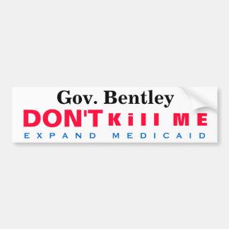 Alabama Expand Medicaid Me Bumper Sticker