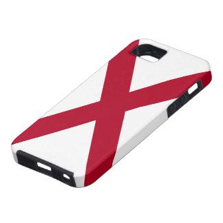 Alabama Flag iPhone 5 Case