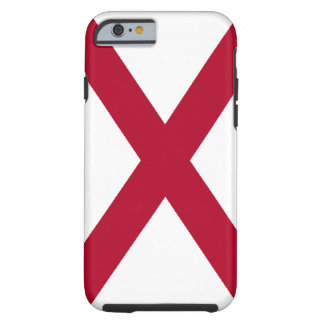 Alabama Flag iPhone 6 case