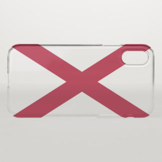 Alabama flag iPhone x case