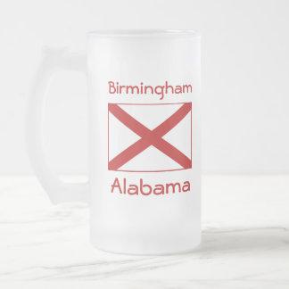 Alabama Flag Map City Mug