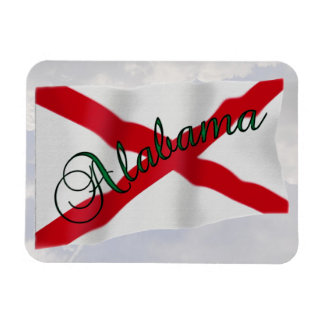 Alabama Flexible Magnet