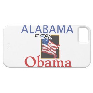 Alabama for Obama Election Barely There iPhone 5 Case