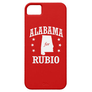 ALABAMA FOR RUBIO iPhone 5 COVER