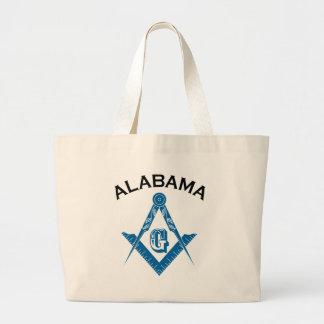 Alabama Freemason Tote Bags