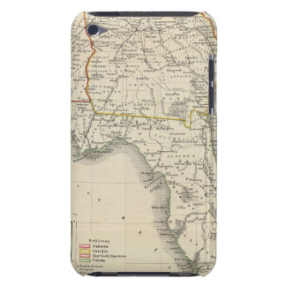 Alabama, Georgia, South Carolina, and Florida Barely There iPod Cases