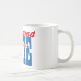 Alabama Heart of Dixie Coffee Mugs