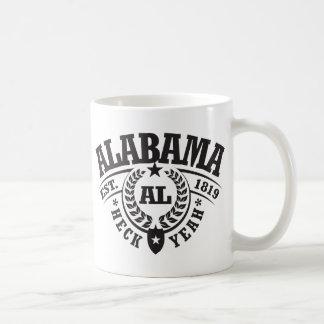 Alabama, Heck Yeah, Est. 1819 Mug