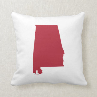 Alabama in Red Cushion