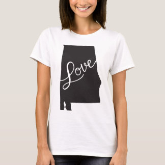 Alabama Love Tshirt