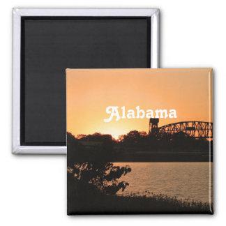 Alabama Refrigerator Magnets