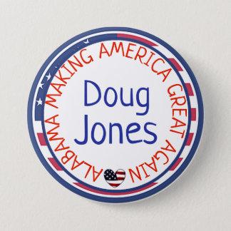 Alabama Making America Great Again Button