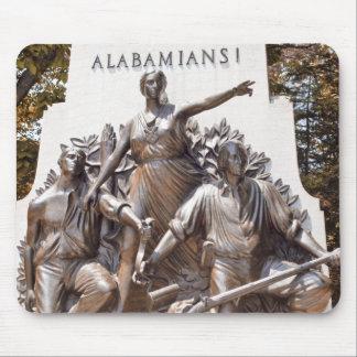 Alabama Memorial Gettysburg PA Mouse Mat