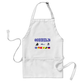 Alabama Mobile 1 Standard Apron