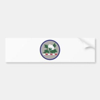 Alabama National Guard Bumper Sticker