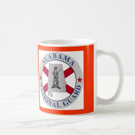 ALABAMA NATIONAL GUARD COFFEE MUG