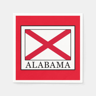 Alabama Paper Napkin
