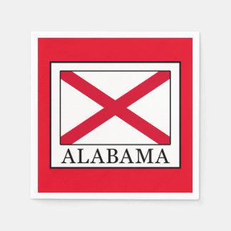 Alabama Paper Serviettes