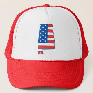 Alabama Patriotic Hat