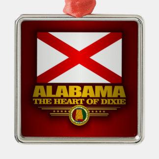 Alabama Pride Christmas Ornament