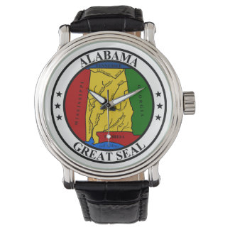 Alabama seal united states america flag symbol rep watch