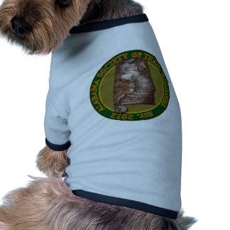 Alabama Society of Trail Runners Doggie T-shirt