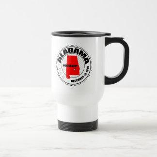 Alabama Stamp Mugs