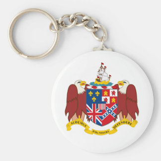 Alabama state coat of arms seal america republic s key ring