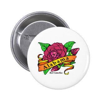 Alabama State Flower Pins