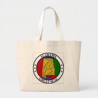 Alabama State Seal Tote Bag