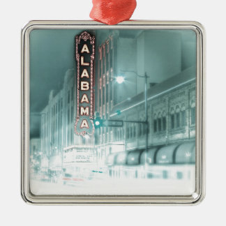 alabama-theater christmas ornament