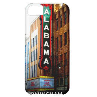 ALABAMA THEATRE - BIRMINGHAM, ALABAMA iPhone 5C CASE