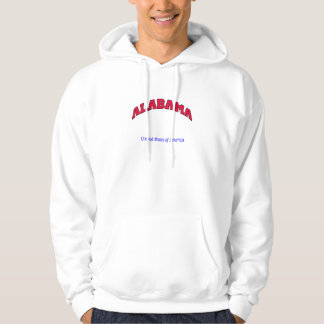 Alabama United States of America Hoodie