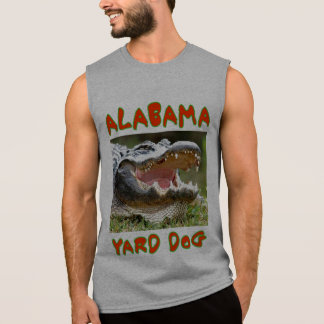 ALABAMA YARD DOG SLEEVELESS TEE