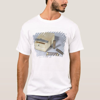 Alabaster box and bronze and silver seal cylinders T-Shirt