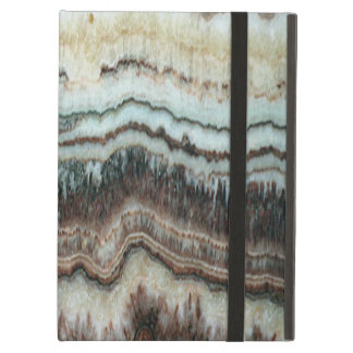 Alabaster Stone Look Cool Graphic iPad Air Cover