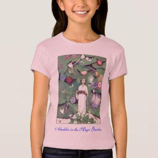 Aladdin in the Magic Garden Tshirt