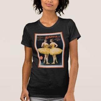Aladdin Jr. a tale of a wonderful lamp. T Shirts