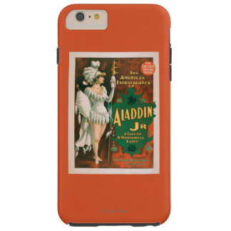 Aladdin Jr. Tale of a Wonderful Lamp Theatre 2 Tough iPhone 6 Plus Case